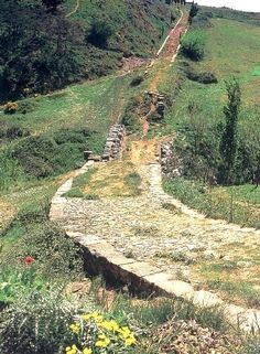 The long straight roads built by the Romans wherever they conquered have, in many cases, become just as famous names in history as their greatest emperors and generals. Building upon more ancient routes...