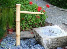Outdoor Bamboo Floor Water Fountain Feng Shui Art Home Garden Decor Classic Fountains For Sale, Garden Fountains, Water Fountains, Lawn And Garden, Garden Tools, Garden Ideas, Deco Gamer, Bird Bath Fountain, Bamboo Fountain