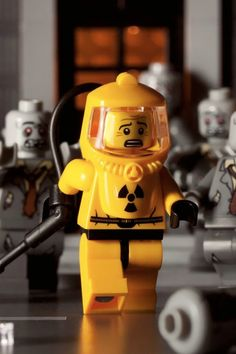 Giving u a heads up re #fukushima #japan #nuclear #radiation LEGO
