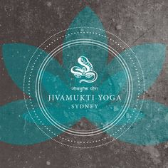 Has multiple things going on without feeling chaotic or crowded, i like the lines over the shaded imprint of a flower and texture :: Jivamukti Yoga Sydney, by Nathalie Szegner