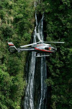 Maverick Helicopters Starts Air Tours on Maui | Maui Now