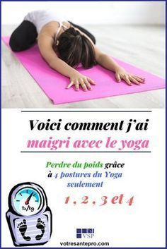 Weight loss and yoga might not look like they go side by side. The reason is that lots of people view yoga as stress release or tone muscle.