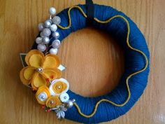 Cute wreaths on this site