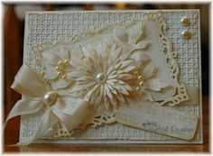 Heartfelt Creations | Ivory Delicate Asters