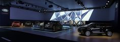 The Next Range Rover - Autoshow'12, Launch. Indoor Projection Mapping | Car Launch NOTA BENE Visual – The Next-Range Rover – Autoshow 2012 /...