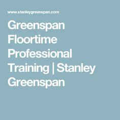 Greenspan Floortime Professional Training | Stanley Greenspan