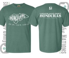 Guatemala mission trip fundraising t shirt idea world for Sell t shirts for charity