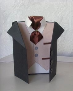 Как быстро сделать красивый подарок папе на день рождения