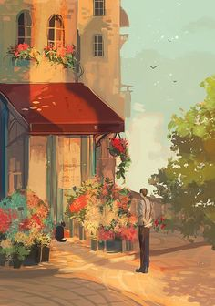 Tay stand waiting for there me Jessica Pretty Art, Cute Art, Drawn Art, Scenery Wallpaper, Anime Scenery, Aesthetic Art, Art Inspo, Amazing Art, Art Reference
