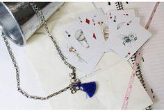 Lock Key Necklace.  Original price $24.25, discount price $20.96 Period 12.Aug.2013 - 26.Aug.2013.