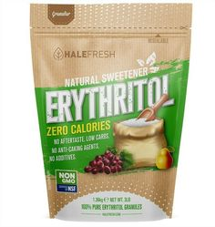 Erythritol Sweetener Natural Sugar Substitute - Granulated Low Calorie Sweetener High Digestive Tolerance Suitable for Diabetes Keto and Paleo - Baking Substitute Non GMO - Hanging With Hollywood Wil Sugar Free Cheesecake, Sugar Alternatives, Paleo Baking, Sugar Substitute, Natural Sugar, Savoury Cake, Clean Eating Snacks, Gourmet Recipes, Low Carb
