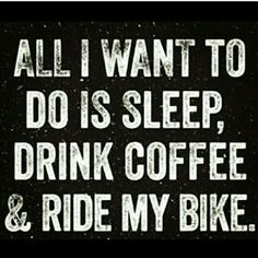 This what a biker wants to do everyday Bike Ride Quotes, Cycling Quotes, Motorcycle Quotes, Lady Biker, Biker Girl, Scooter Motorcycle, Biker Chick, Bike Accessories, Car Wheels