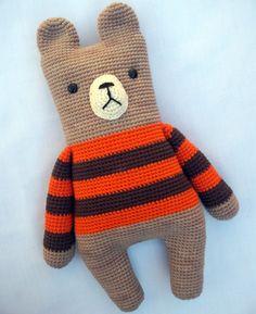 Oso Anibal con Sweater | Migus | Feria Central