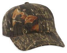 Mossy Oak New Break-up® hunting cap from Town Talk headwear ttcaps.com