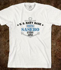 U. S. Navy Base - Sasebo, Japan I was born here.