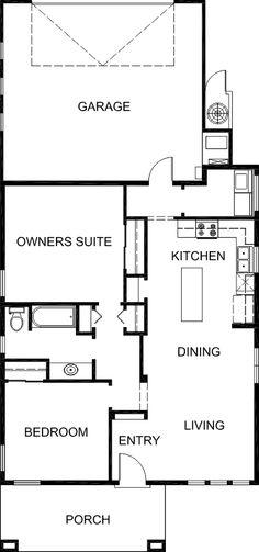 Linda vista lumber and houses prefab wooden mennonite for Twilight house floor plan