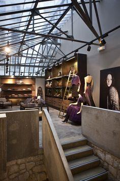 Paris store (Les Marais) #architecture