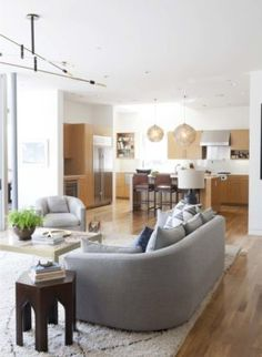 Modern family home gets a stunning makeover in Santa Monica