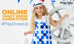 Mommies and Daddies! Have you participated in the ONLINE FANCY DRESS contest, #PlayDressUp, yet? Share one or more cute pictures or videos of your child in a fancy dress and stand a chance to win an online gift voucher worth Rs.5000! T&C* https://www.facebook.com/notes/celebrate-motherhood/playdressup-contest-terms-and-conditions/783270958412628