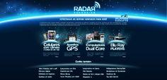 Hotsite de Tecnologia de inovação de produtos - Submarino