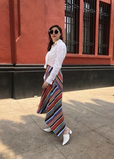 Fashion Week Lydia Lavin skirt