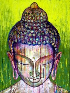 45 Buddha Painting Arts to Essence Your Environment with Peace