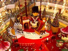 Christmas all around Kuala Lumpur
