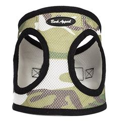Bark Appeal Mesh Step in Harness Small Camouflage ** Check out the image by visiting the link.