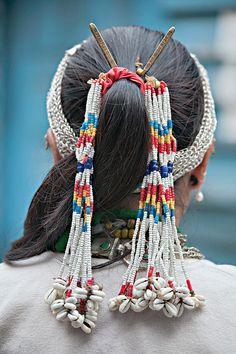 **Arunachal Pradesh : Wanghoo, Bugun. India