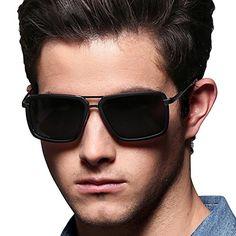 Mens  Stylish Oversized Anti UV Polarized Driving Sunglasses http://keeplookingbusy.com/itemDetails.aspx?id=B00M502ZTW