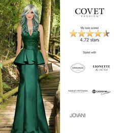 Evergreen goddess