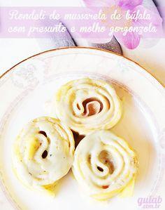 Rondeli gourmet em 20 minutos - Gulab