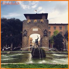 The best of #Florence of the week by @nadiak8,  Piazza della Libertà
