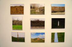 """""""Microacciones periféricas"""", José Otero. """"El rumor de la montaña"""" Sala Cruzcampo #Málaga  #arte #artecontemporáneo #contemporaryart #exposiciones #Arterecord 2015 https://twitter.com/arterecord"""