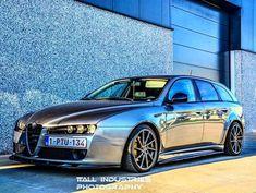 Alfa Cars, Alfa Romeo Cars, Alfa Romeo 159 Sportwagon, Alfa 159, Wagon Cars, Sports Wagon, Rims For Cars, Alfa Romeo Giulia, Amazing Cars