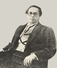Dr. B. R. Ambedkar, a page on his life and writings