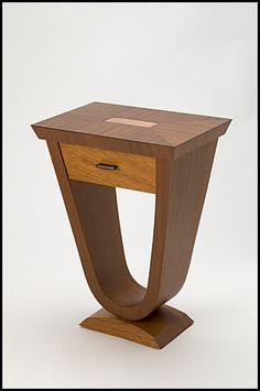 Tulip Side Table by Enrico Konig