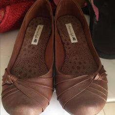 Brown flats Size 9 American eagle  Shoes Flats & Loafers