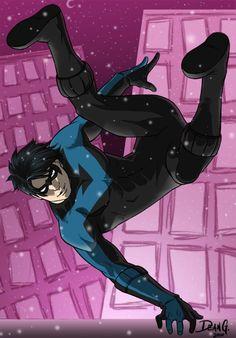Nightwing by Dean Grayson