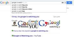Google cie podgląda