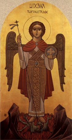 Archangel Michael icone