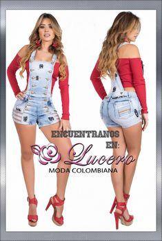 c0d6de60f Las 26 mejores imágenes de MODA COLOMBIANA EN ESPAÑA SHORTS, FALDAS ...
