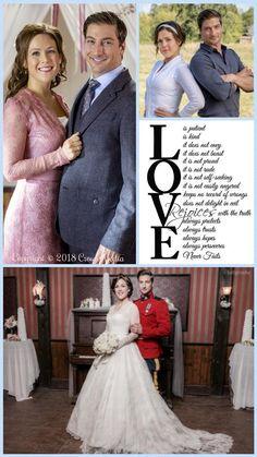 Amen Elizabeth Thatcher, Jack And Elizabeth, Jack Thornton, Car Tent, Daniel Lissing, Erin Krakow, People's Friend, Tv Show Casting, Heart Images
