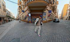 La original y tecnológica forma con la que Zalando presenta su nueva colección | Marcas | MarketingNews Street View, Ads, Shape, Branding, Innovative Products, The Originals, Urban