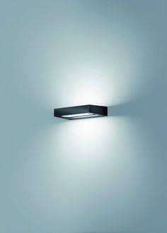 gap X . outside luminaire . Außenleuchte . wall luminaire . Wandleuchte . aluminium die-casting . Aluminiumguss . LED