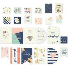 Carpe Diem - Posh A5 Dashboards & Pocket Cards 24 osaa (4960) [4960]  Paperinauha.fi /6.50e