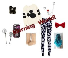 """""""Morning World"""" by lovly-cici on Polyvore featuring art"""