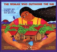 A wonderful book in both Spanish and English that shows how diversity enriches life and how people being separate from each other hurts everyone. A very moving tale from the Zapotec tribe in Mexico.