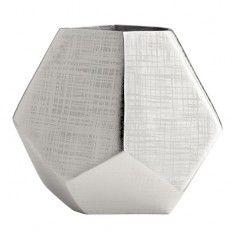 Cyan Vulcan Vases