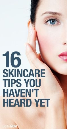 Here are some of the unknown skincare tips you need to be following!